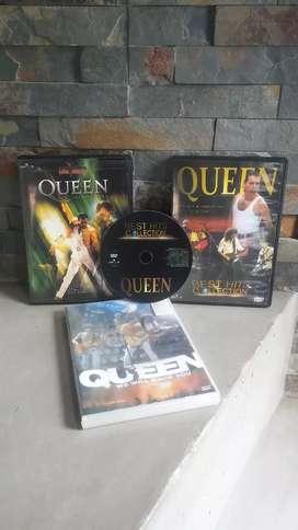 QUEEN DVD'S