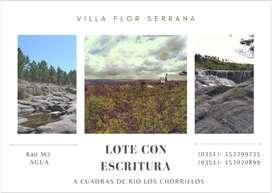Lote Flor Serrana