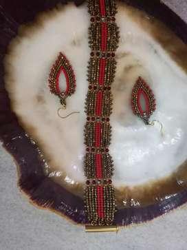 Hermosas joyas de cristales de Swarovski