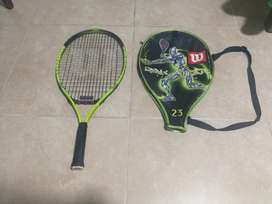 Raqueta de Tenis Infantil Wilson