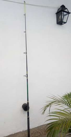 Caña de pesca Silstar 2.48
