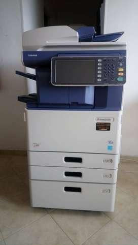 VENDO Impresora Multifuncional Toshiba e-Studio 3555C