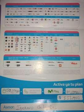 servicio Internet fibra óptica Movistar