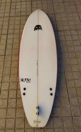 Vendo tabla de surf cras brasilera