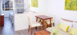 Arenales 855 - 1 ambiente y medio con amenities - Recoleta