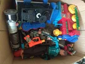 Caja de juguete 25 juguetes de muy buena calidad