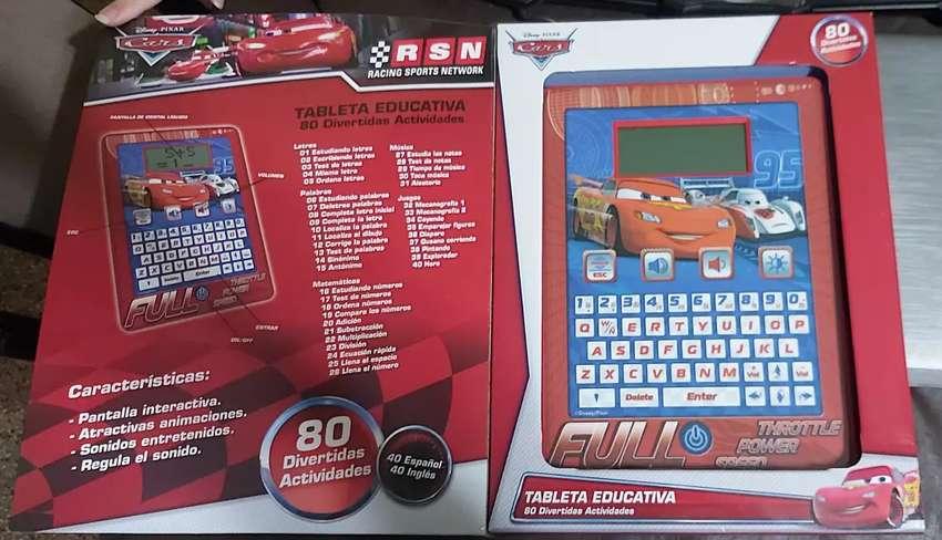 Computadora Tablet Cars 0