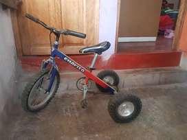 Vendo bicicleta chavito