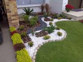 servicio de jardinería con la mayor eficiencia y calidad