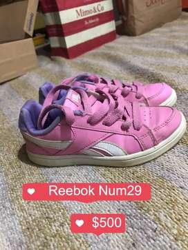 Vendo calzado nenas num 29