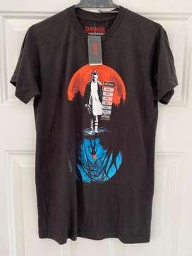 Camiseta Stranger Things mujer, talla S