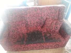 Vendo juego de sillones