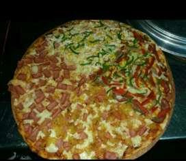Soy Pizzero Y Preparador con Experiencia