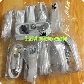 Cable 1.2 Mts Usb Original Samsung Malla Metalica Carga Rapida