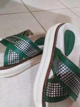 Zapatos de mujer, plataformas nro 36