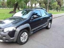 Fiat strada adventure 1,6 3 puertas 2014