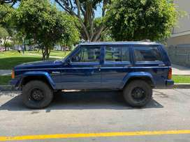 VENDO JEEP PIONNER XP 1994 - EXCELENTE ESTADO