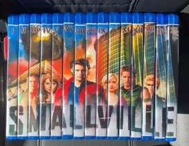Serie Smallville en dvd o bluray