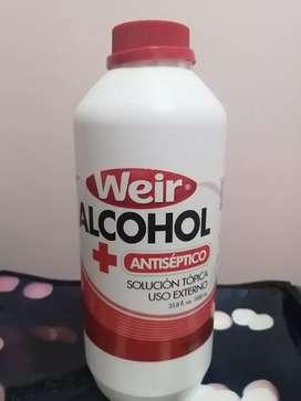 Alcohol WEIR