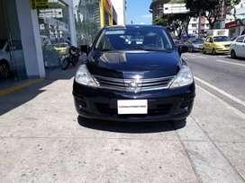 Nissan tiida 2012 visia mecanico
