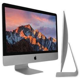 iMac 21.5 2015 hermoso con Magic keyboard, mouse 2 y cable originales