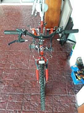 Bicicleta Rodado 24 Nueva con O sin Rod.