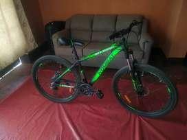 """Bicicleta de Aluminio (Aro 27.5"""")"""