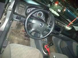 Vendo honda Civic 2004 con 140mil km