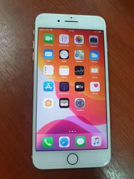 IPhone 8 Plus Gold Rosa libre para cualquier operador