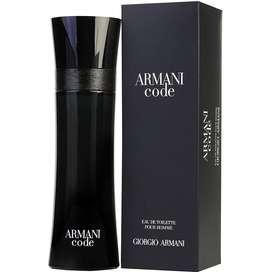 Perfumes mb Armani Code eau de toilette pour homme 125ml Original Garantia