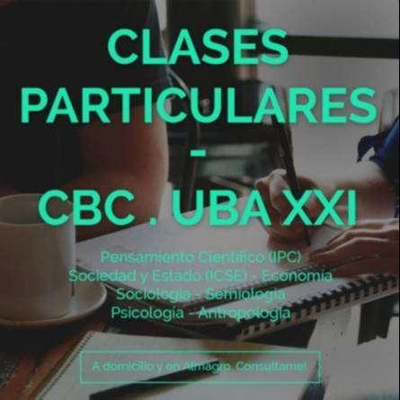Particulares ubaxxi cbc semiologia icse
