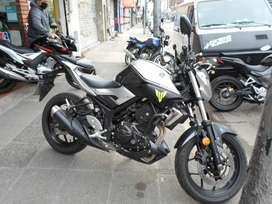 YAMAHA MT03 MOTOS MARCH
