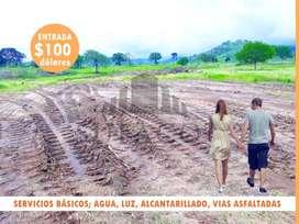Terrenos En Venta Cerca Al Mar Con Complejos Recreativos - Financiamiento Directo En Manabí   SD2