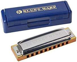 Armonica The Hohner Blues Harp