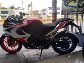 MOTOCICLETA PULSAR RS 200