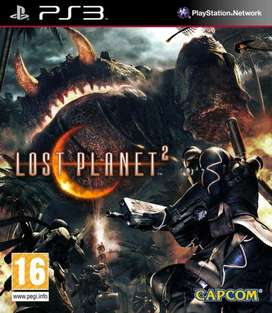 Lost Planet 2 para PS3 Solo Venta