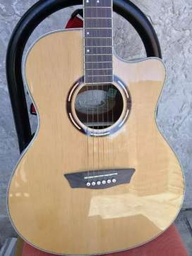 Guitarra Electroacustica Whasburn ag40ce
