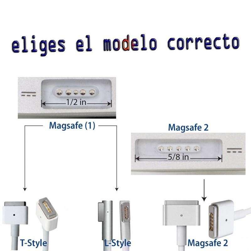 Cargador para Portatil Macbook DOMICILIO GRATIS!! LEER DESCRIPCION 0