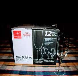 Copas Champagne New Dulcinea x12