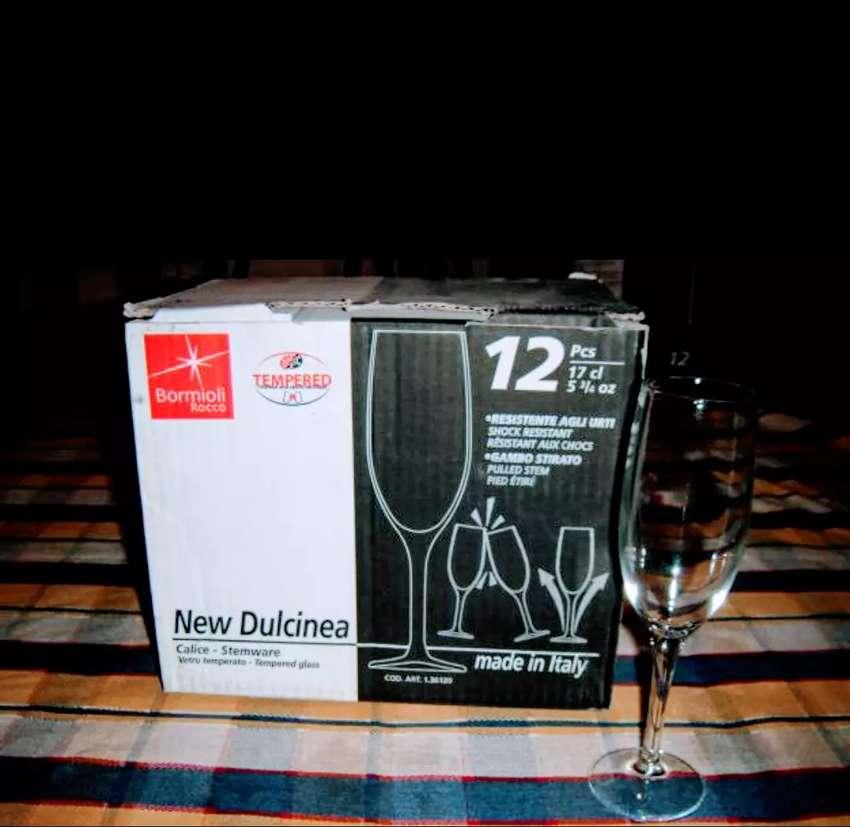 Copas Champagne New Dulcinea x12 0
