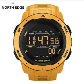 Reloj acuático North edge militar