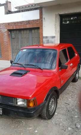 Fiat spazio 147 mod 96 gnc titular al día. Vtv y gnc al día. Se vende solo transferido