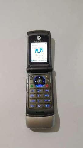 Motorola w375 clásico original sólo movistar