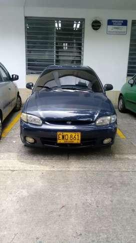 Hyundai acent 1300 modelo 98