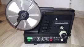 Proyector antiguo super 8 marca chinon 7500