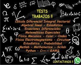MATLAB  CALCULO DIFERENCIAL INTEGRAL VECTORIAL ECUACIONES DIFERENCIALES FISICA MECANICA CALOR ONDAS MODERNA ESTADISTICA