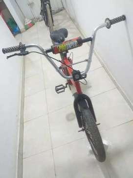 anuncio bicicleta GW LANCER