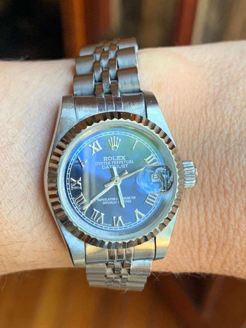 Reloj de lujo tipo Rolex 0