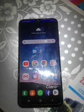 Vendo celular samsung A30 original en ecelente estado unico dueño preciso del.dinero urgente