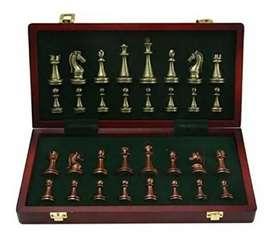 Hermoso ajedrez de lujo